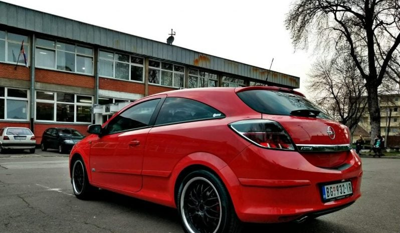 Opel Astra H OPC line 2005 full