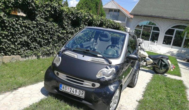 Smart Roadster 2003 full