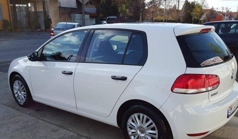 Volkswagen Golf 6 1.6 tdi 2011 full
