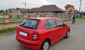 Škoda Fabia 1.9 TDI 2001 full