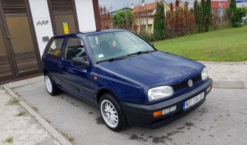 Volkswagen Golf 3 1.4 1993 full
