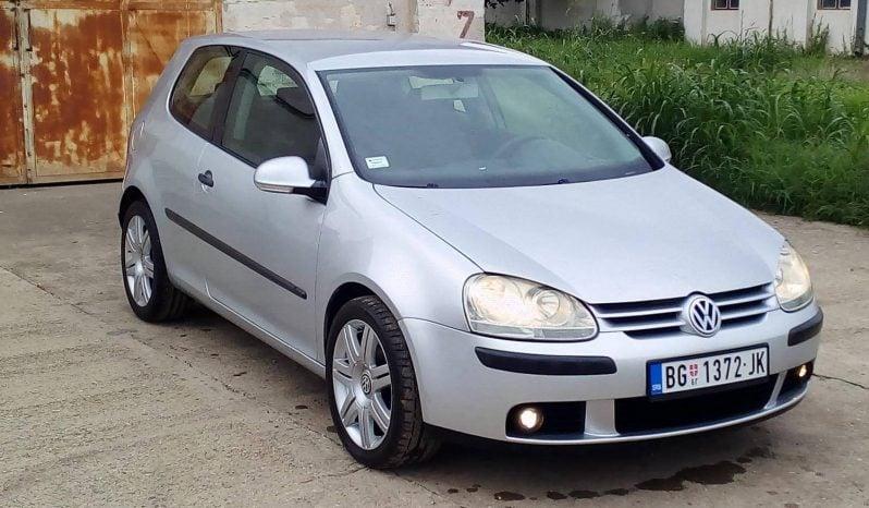 Volkswagen Golf 5 vlasnik 2003 full