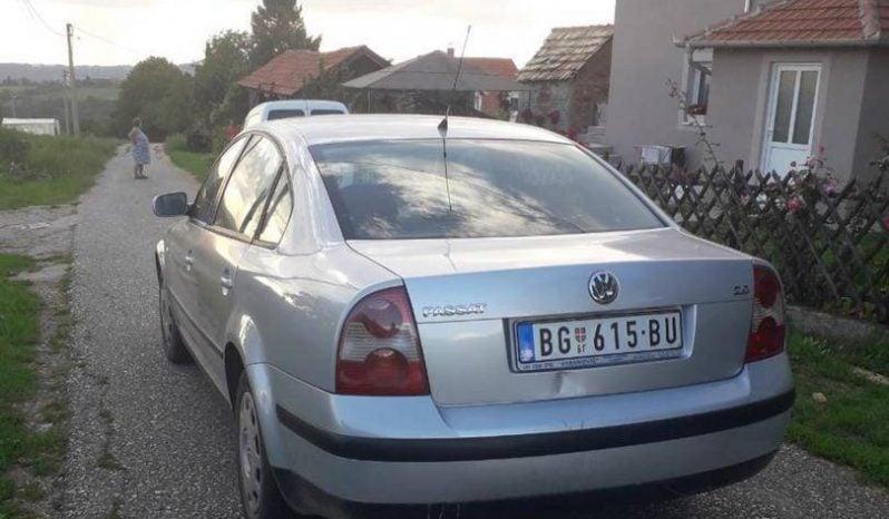 Volkswagen Passat B5.5 2001 full