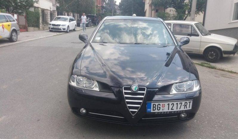 Alfa Romeo 166 2.4 restajl 2004 full