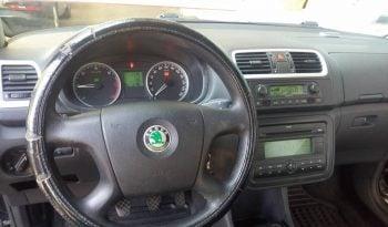 Škoda Fabia 1.4 tdi elegance 2007 full