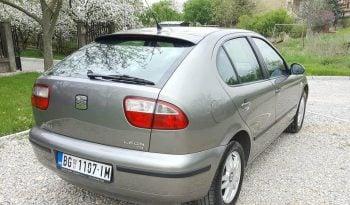 Seat Leon 1.9 TDI 2004 full
