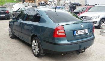 Škoda Octavia 1.9tdi 2005 full