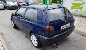 Volkswagen Golf 3 1.4 1993 full