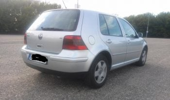 Volkswagen Golf 4 1.6 16V Highline 2001 full