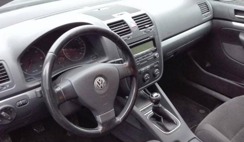Volkswagen Golf 5 2.0TDI 2004 full