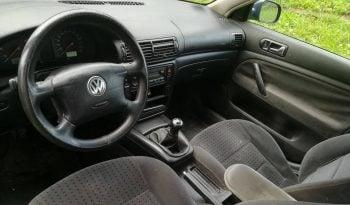 Volkswagen Passat B5 1.9tdi 2000 full