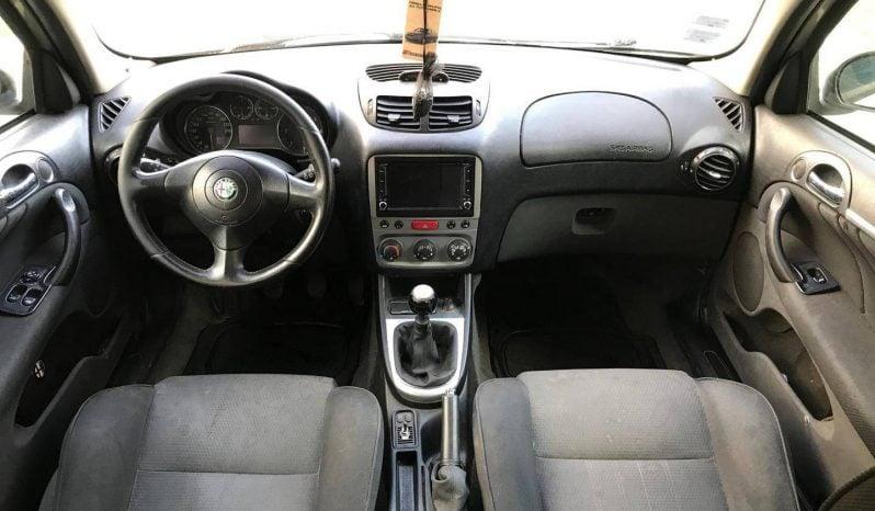 Alfa Romeo 147 Mjet 2006 full