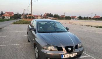 Seat Ibiza 1.4 TDI 2003 full