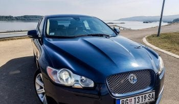 Jaguar XF 3.0D Twin-Turbo 2009 full
