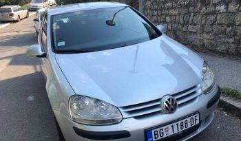 Volkswagen Golf 5 1.9 TDI 2005 full