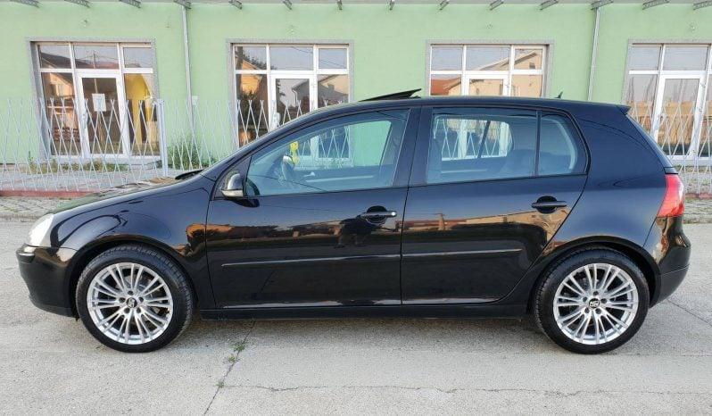 Volkswagen Golf 5 1.9 TDI SPORTLINE 2007 full