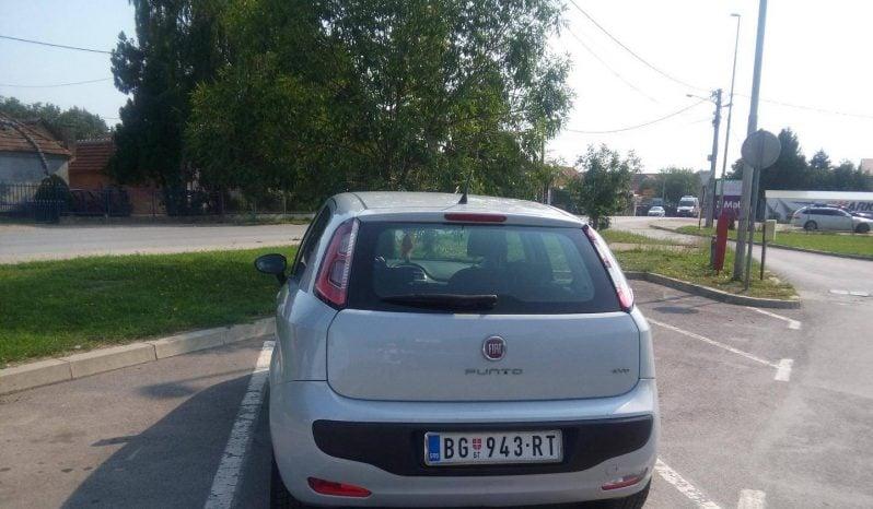 Fiat Grande Punto 1.3 mjet 2011 full