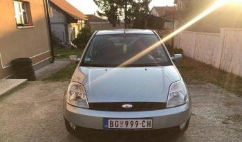 Ford Fiesta 1.25 16v 2004 full