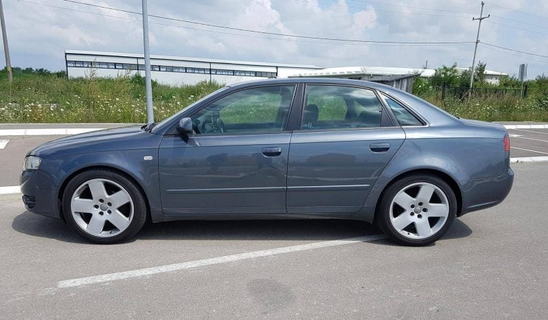 Audi A4 2.0 tdi 2005 full