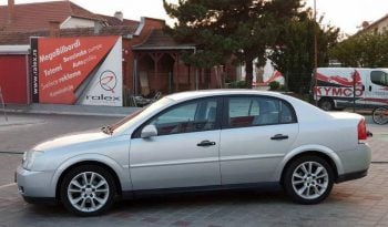 Opel Vectra C 2.0 dti 2002 full