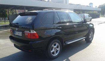 BMW X5 2003 full