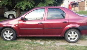 Dacia Logan 1.4 MPI 2006 full