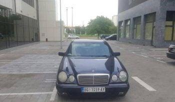 Mercedes Benz E 200 Avantgarde 1998 full