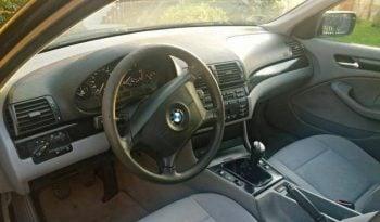 BMW 318 D 2003 full