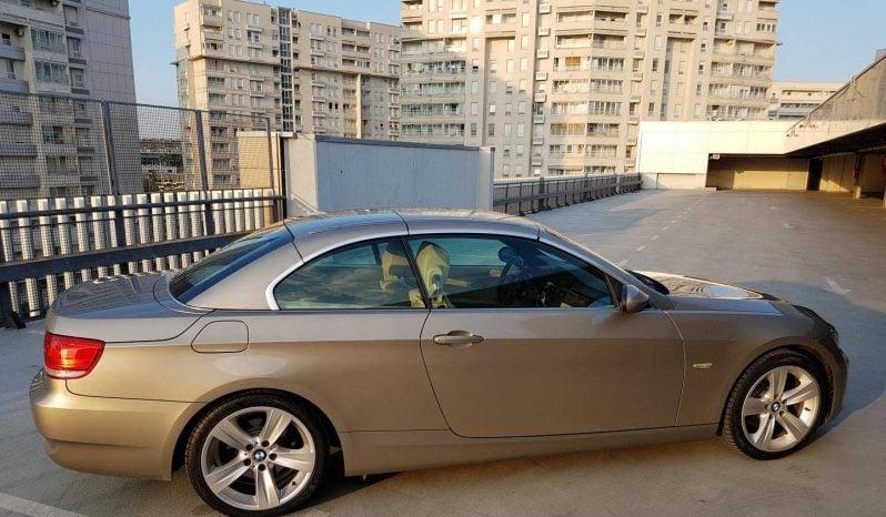 BMW 320 E93 Cabrio Aut. 2007 full