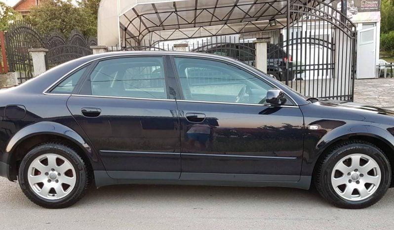 Audi A4 1,9 TDI IZUUZETAN 2003 full