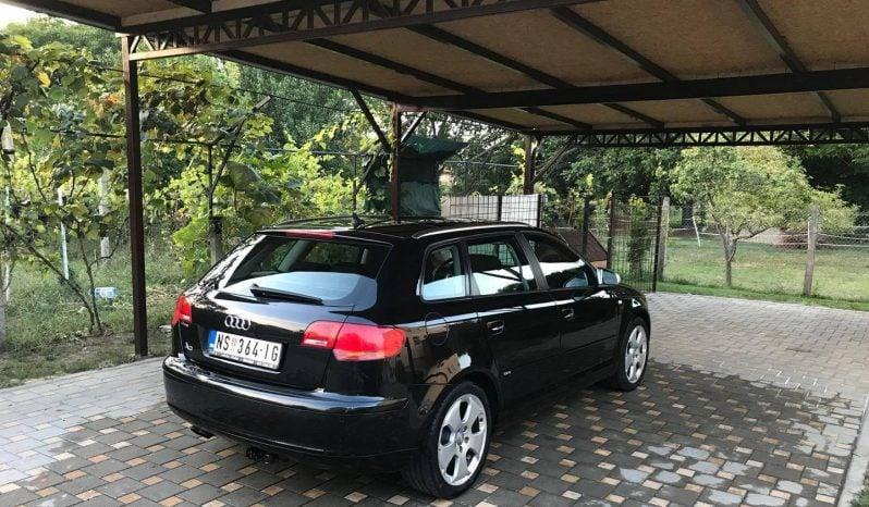 Audi A3 1.9 TDI S-line 2005 full
