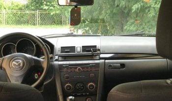 Mazda 3 1.6i Plusline 2006 full