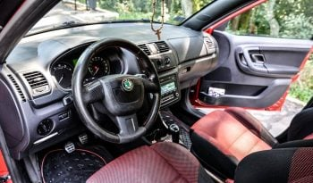 Škoda Fabia 1.2 TSI Monte Carlo 2011 full