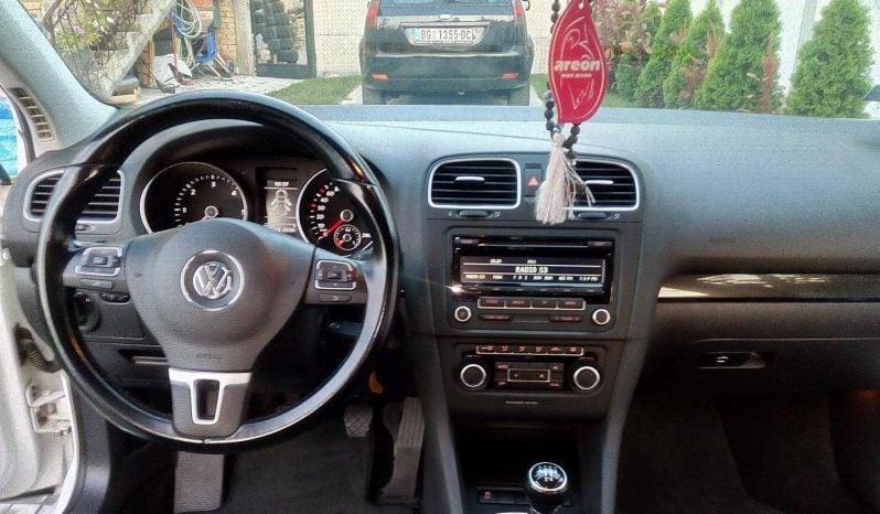 Volkswagen Golf 6 1.6TDI BLUMOTION 2012 full