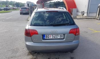 Audi A4 tdi 2005 full
