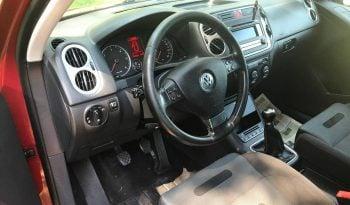 Volkswagen Tiguan 2.0TDI 4×4 2009 full