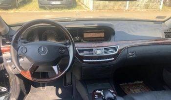 Mercedes Benz S 500 L 2006 full