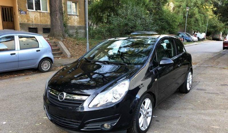 Opel Corsa D 1.3 CDTI SPORT 2007 full