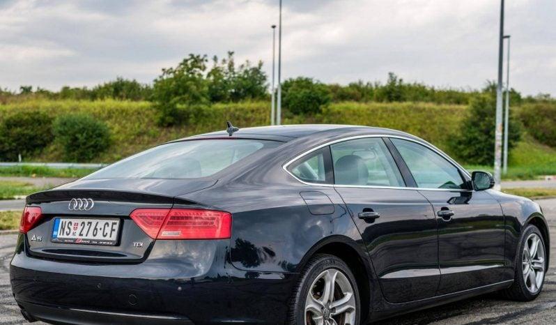 Audi A5 2.0 TDI 2012 full
