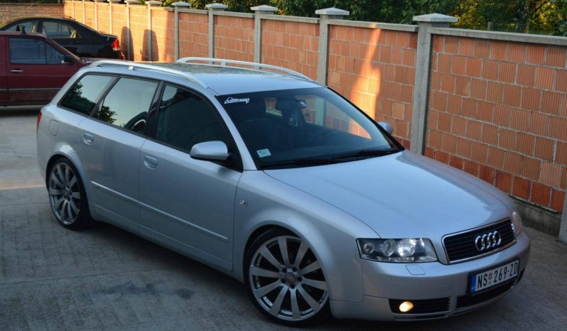 Audi A4 1.9 tdi top 2002 full