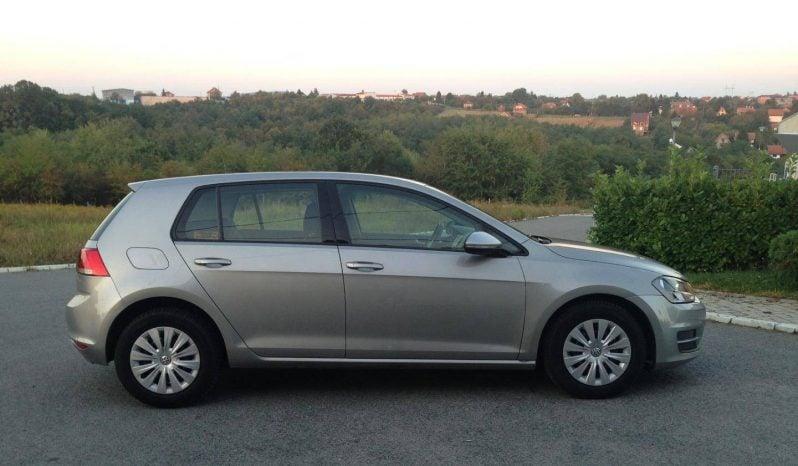 Volkswagen Golf 7 1,2 TSI 2012 full