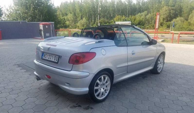 Peugeot 206 2004 full