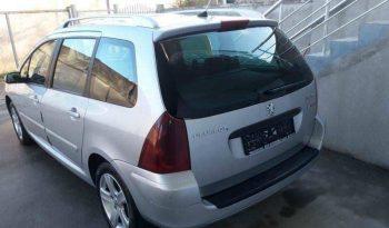 Peugeot 307 2.0 hdi 2002 full