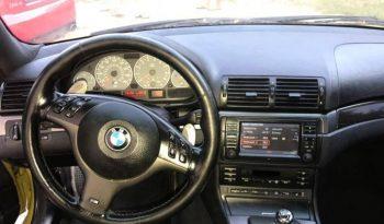 BMW M3 SMG 2002 full