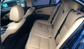 BMW 530D koža 2008 full