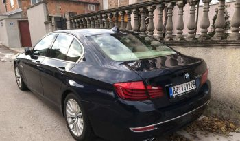 BMW 520 d XDrive LCI Luxury 2015 full