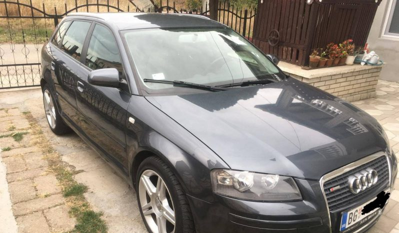 Audi A3 2.0 TDI 2005 full