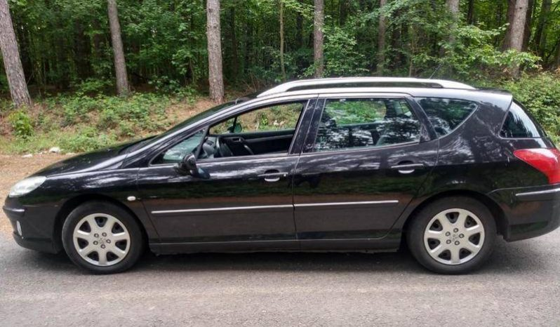 Peugeot 407 2.0 HDI 2005 full