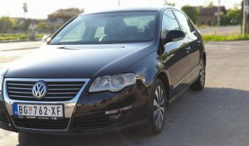 Volkswagen Passat B6 Highline 2005 full