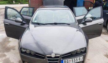 Alfa Romeo 159 1.9 JTDM 2007 full